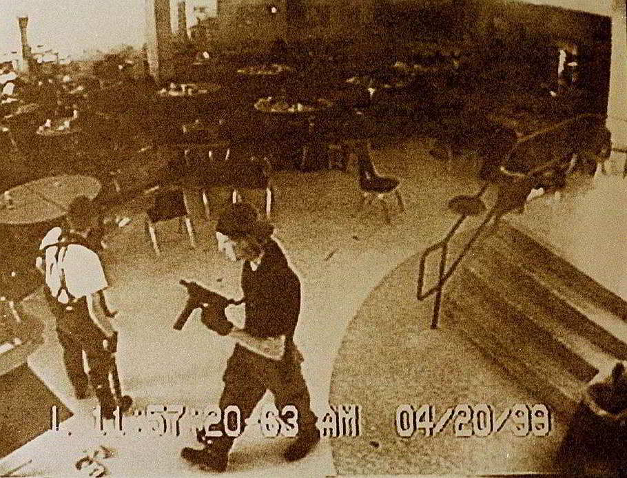columbine shooting response English examples for columbine shootings - he claimed that he had to pursue legal action against those who were so avidly associating his name with the columbine shooting.