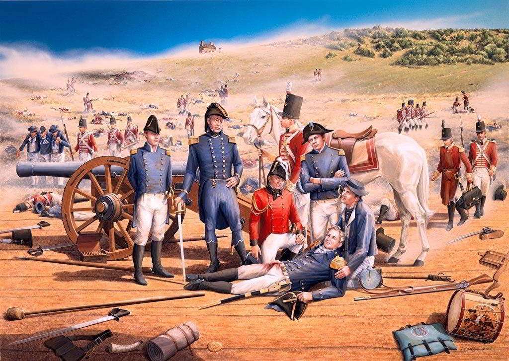 an analysis of the events during the american war of 1812