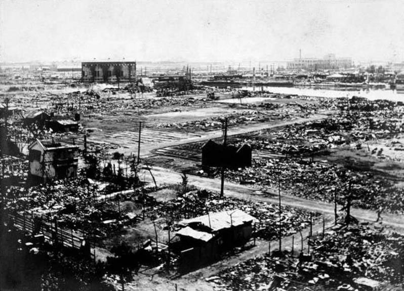 the great kanto earthquake The great kanto earthquake of 1923 shocked the nation the magnitude of its destruction was almost beyond imagining disaster struck at 11:58 on september 1st, 1923, just as families were gathering around the table for lunch.