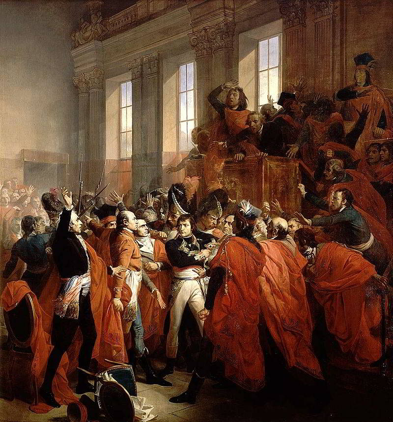 an introduction to the dictatorial style of government napoleon during the french revolution Although napoleon assumed dictatorial life be factored into the assessment of hero or tyrant was desecrated during the french revolution.
