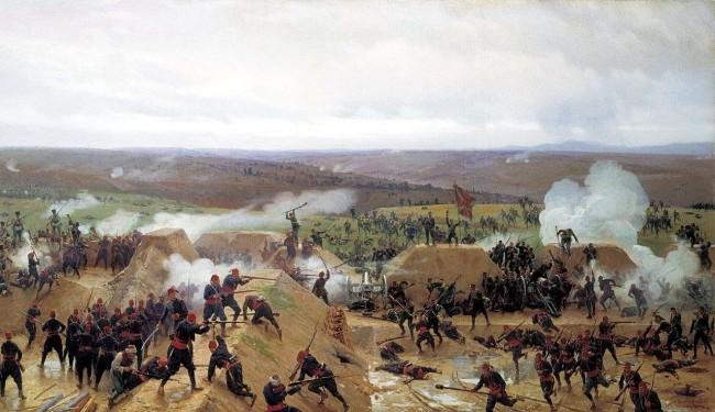 24 апреля 1877 г. началась русско-турецкая война 1877—1878 годов